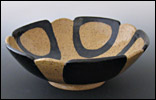 Stoneware Bowl by Tyler Hannigan